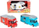 Dickie Toys Autocaravane 20 cm 1/32 (véhicule récréatif) (unité) (varié) 4006333016011