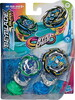Beyblade Beyblade Burst Rise Hypersphere ensemble duel Ogre O5 & Rock Dragon D5 630509879830