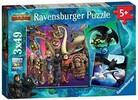 Ravensburger Casse-tête 49x3 Apprivoiser les dragons 4005556080649