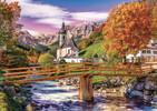 Trefl Casse-tête 1000 Automne En Bavière 5900511106237