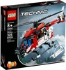 LEGO LEGO 42092 Technic L'hélicoptère de sauvetage 673419303231