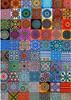 Piatnik Casse-tête 1000 Aimants de réfrigérateur colorés 9001890553042