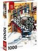 Trefl Casse-tête 1000 Bovet - Les Balcons Enneigés 061152670862