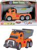 Dickie Toys Camion à benne basculante sons et lumières 4006333024092