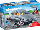 Playmobil Playmobil 9361 Voiture banalisée avec policiers en civil 4008789093615