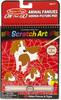 Melissa & Doug Scratch Art familles d'animaux images cachées de voyage (en) Melissa & Doug 9145 000772091459