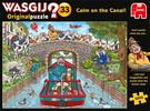 Jumbo Casse-tête 1000 wasgij original #33 Panique sur le canal 8710126191736
