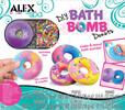 Alex Toys Fabrique des boules de bain en forme de beigne (DIY Bath Bomb Donuts) 731346004079
