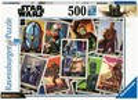 Ravensburger Casse-tête 500 Star Wars The Mandolorian Child 500pc 4005556165612