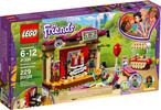 LEGO LEGO 41334 Friends La scène de spectacle d'Andréa 673419280037