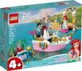 LEGO LEGO 43191 Le bateau de mariage d'Ariel 673419337885