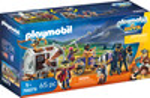 Playmobil Playmobil 70073 Playmobil le film Charlie avec convoi de prison 4008789700735