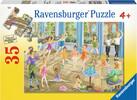 Ravensburger Casse-tête 35 leçons de ballet 4005556087792