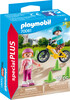 Playmobil Playmobil 70061 Enfants avec vélo et rollers 4008789700612