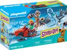 Playmobil Playmobil 70706 SCOOBY-DOO! avec abominable spectre des neiges (juin 2021) 4008789707062